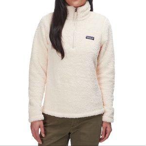 Patagonia Los Gatos 1/4 Zip Fleece Pullover Jacket